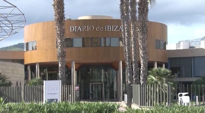 11/11/2020 Volen acomiadar 15 treballadors de Diario de Ibiza
