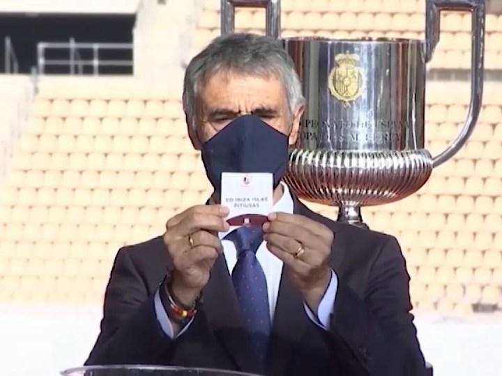 16/11/2020 El CD Eivissa s'ha de conformar amb el Sabadell