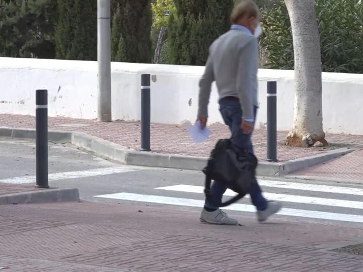 20/11/2020 Sant Antoni elimina les barreres arquitectòniques del casc urbà