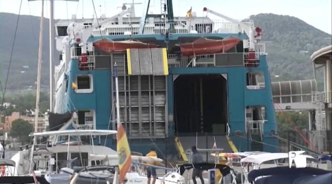 15/12/2020 Dos mesos més de moratòria al port de Sant Antoni
