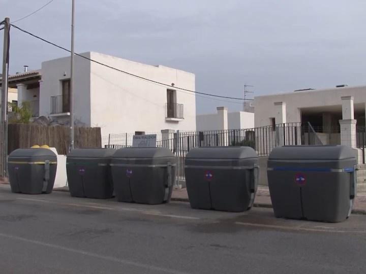 04/12/2020 Sant Antoni, primer municipi amb contenidors marrons