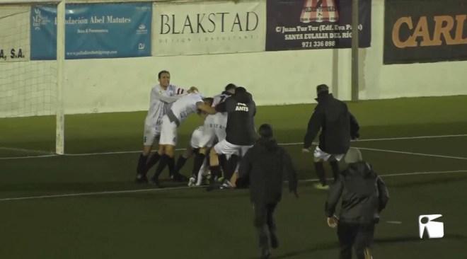 08/01/2021 La Penya supera el Sabadell als penals