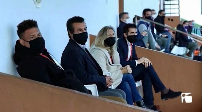19/01/2021 Picabaralla política pel partit de Copa del Rei