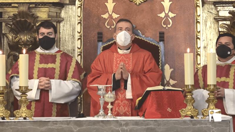 12/02 Missa en honor a Santa Eulària