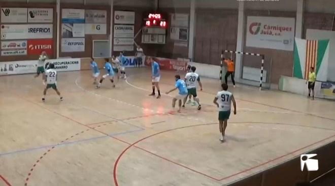 22/02/2021 L'HC Eivissa assoleix la permanència a Divisió d'Honor Plata