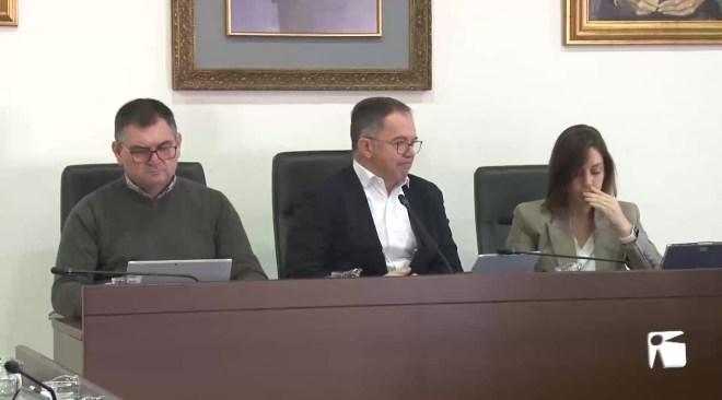 17/02/2021 L'oposició de Sant Josep critica 'Agustinet' i lamenta la sortida d'Ana Ribas