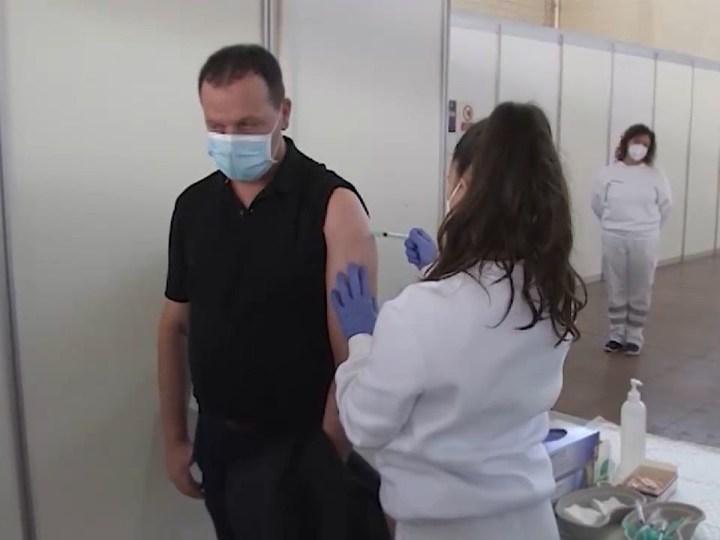 18/03/2021 Balears tornarà a vacunar amb Astrazeneca
