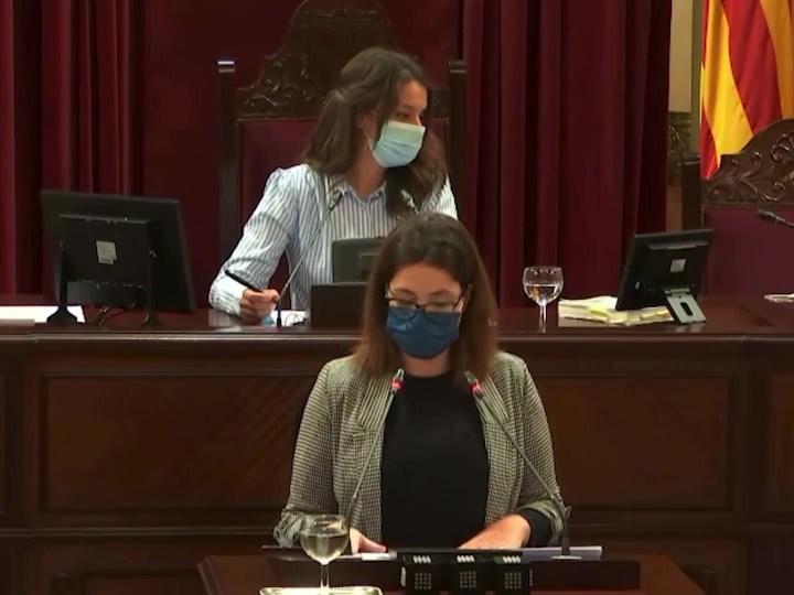 23/03/2021 El Parlament denega el plus per residència als sanitaris d'Eivissa