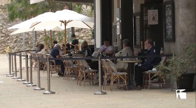 26/04/2021 Vila no cobrarà la taxa d'ocupació de la via pública