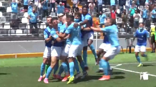 24/05/2021 L'UD Eivissa aconsegueix l'ascens a Segona Divisió