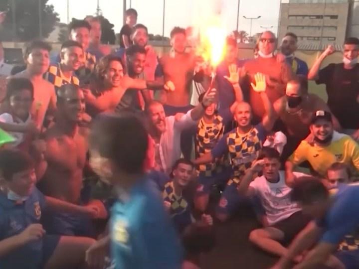 14/06/2021 L'Inter Ibiza aconsegueix pujar a Tercera