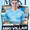16/06/2021 Miki Villar, nou davanter de l'UD Eivissa