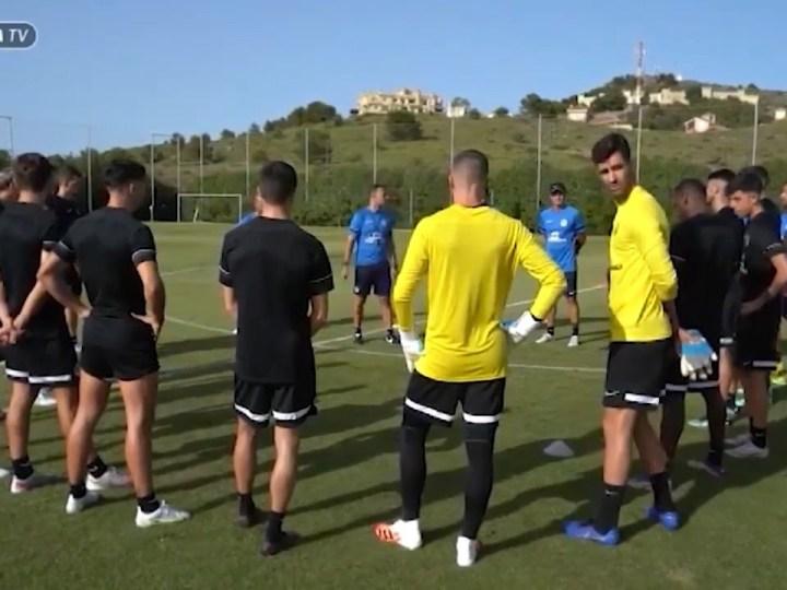 07/07/2021 El debut de l'UD Eivissa a segona ja té data i horari