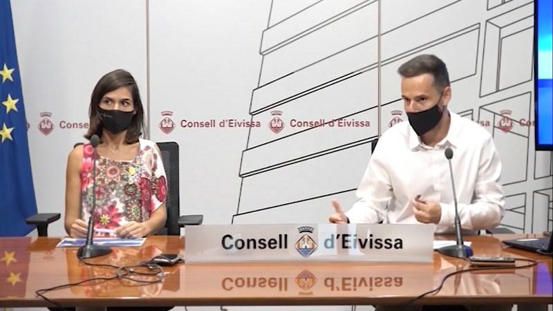 23/09/2021 Els Consell enxampa 7 festes il·legals i posa 30 denúncies