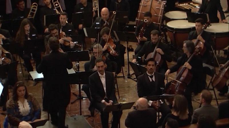 21/10/2021 La reina Sofia presidirà un concert a la Catedral