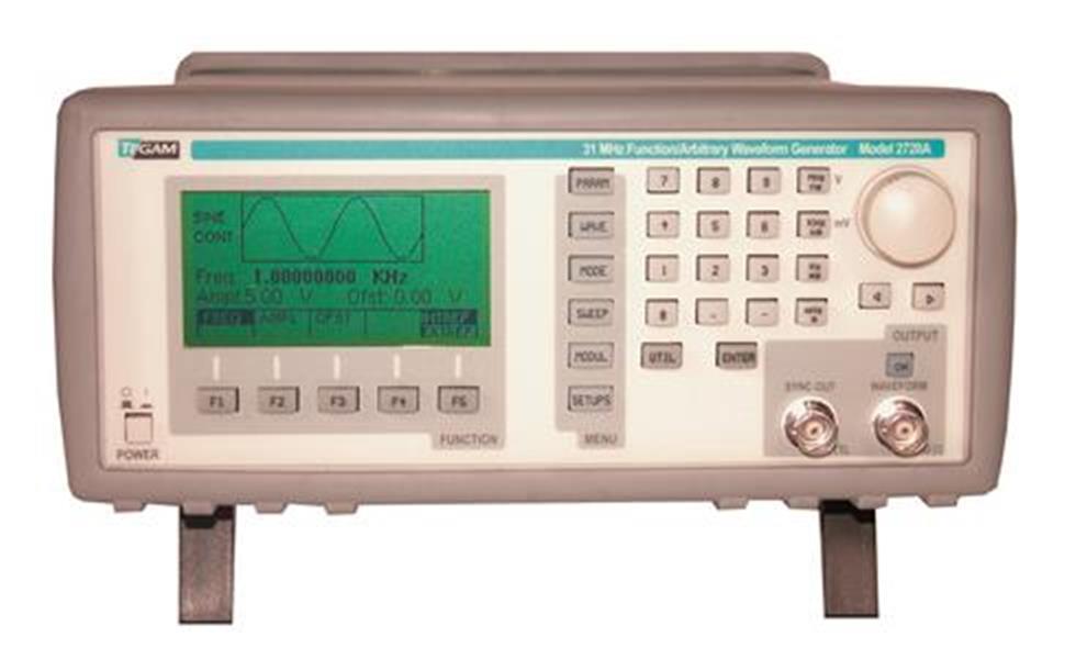 (2720A) 31 MHz Function / Arbitrary Waveform Generator