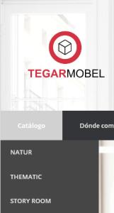 menu catalogo