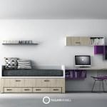 compactos/camas nido QB TegarMobel