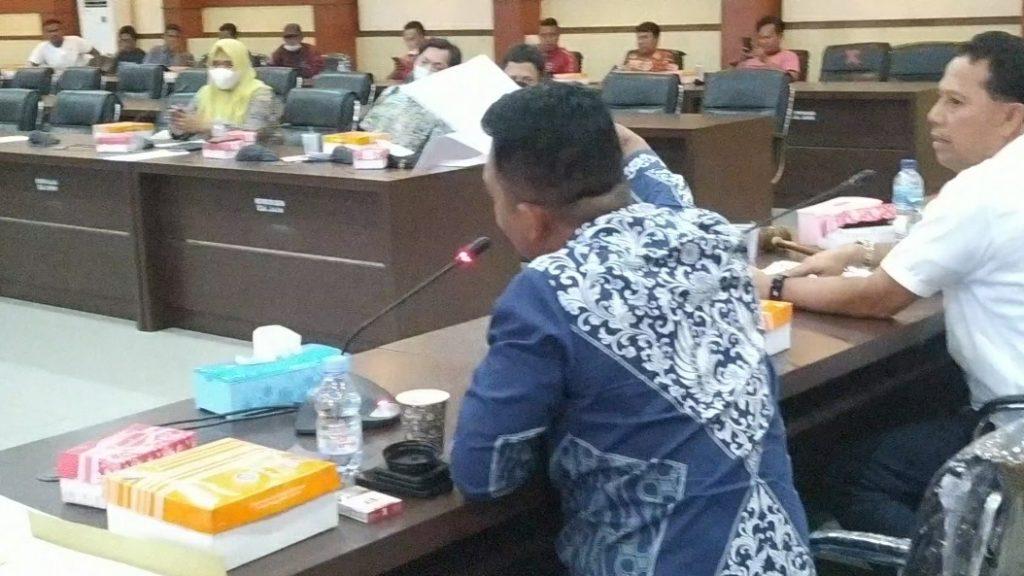 """Konkalikong"" Proyek Strategi Nasional BWS Senilai 38 M, Jokowi Terancam Batal ke Koltim"