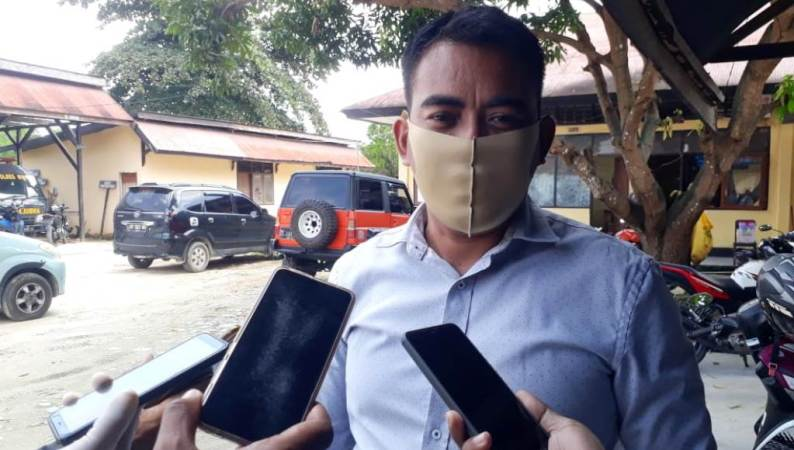 Polisi Tak Tahan Kadis Perindag Muna Meski Sudah Tersangka