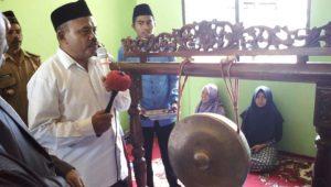 Peringati HSN Pesantren Durul Alum Wal Barokah Gealar Zikir Akbar