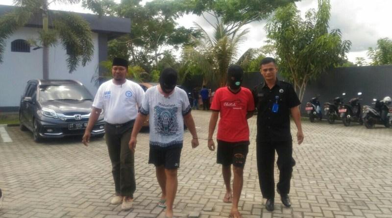 Kompak Jual Sabu, Kakak Beradik Ditangkap