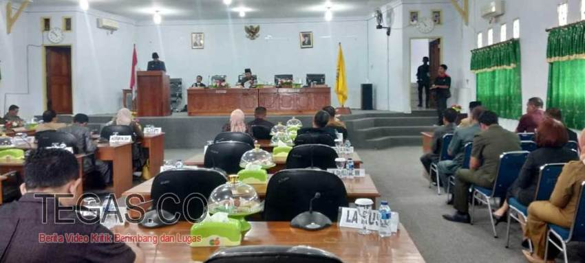 Pemkot Baubau dan DPRD Bahas Dua Raperda