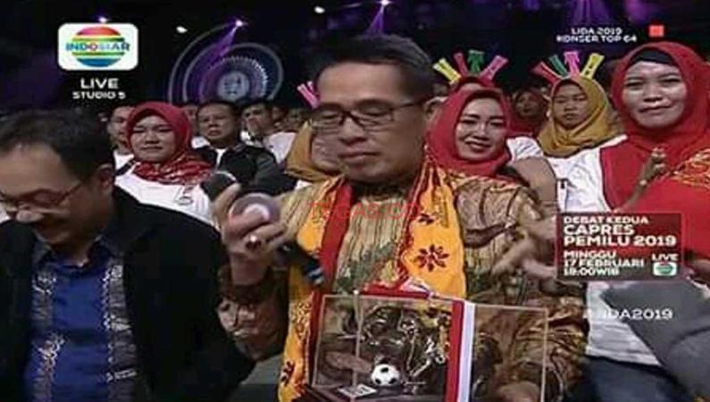 Kadis Dikbud Ajak Jajaran dan Warga Lamtim Dukung Vita di Lida 2019