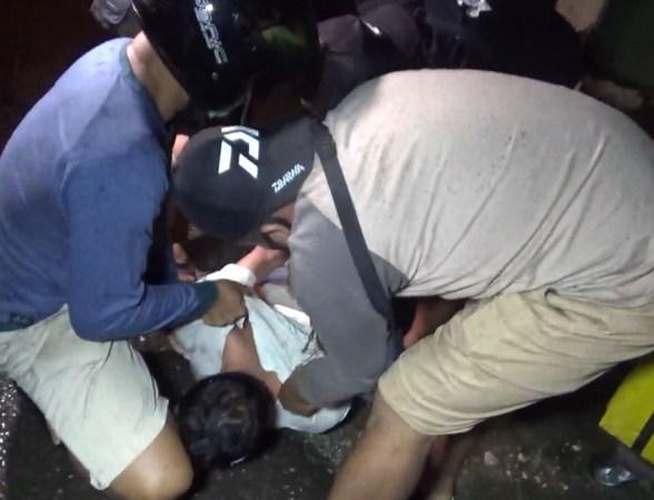 Satuan Reserse Narkoba Polres Kolaka meringkus seorang pengedar sabu di Kabupaten Kolaka Sulawesi Tenggara