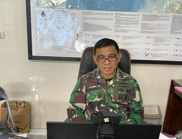 Kadiskum) Koarmada II Kolonel Laut (KH) Elly J. Sumampouw, S.H