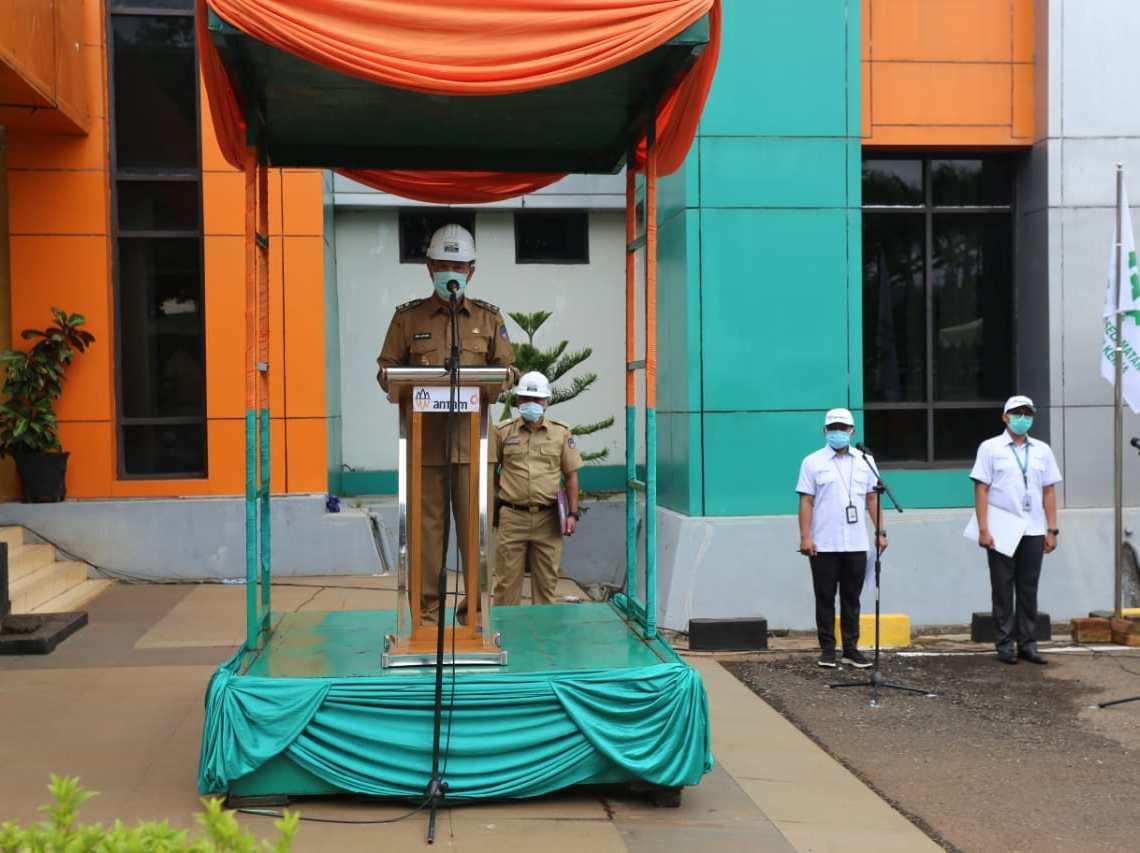 Direktur Operasi dan Produksi PT ANTAM Tbk Hartono
