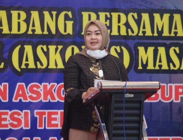 Wakil Wali Kota Kendari Siska Karina Imran