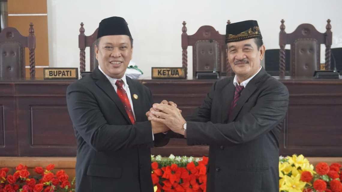 Bupati dan Wakil Bupati Konawe Utara (Konut), Sulawesi Tenggara