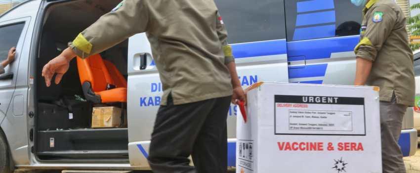 Vaksin Covid-19 siap didistribusikan di tiap Kab/Kota Sultra