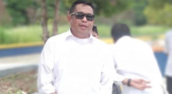 Kepala Dinas Cipta Karya, Bina Konstruksi dan Tata Ruang Provinsi Sulawesi Tenggara, Pahri Yamsul