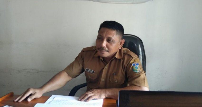 Kabid Dukcapil Konkep, Drs. H. Sarmindo