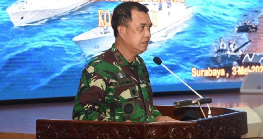 Laksamana Muda TNI I N.G. Sudihartawan