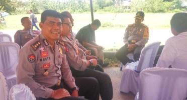 Polda Sultra Turunkan Personil Pengendali Massa Amankan Pendaftaran Cagub di KPU