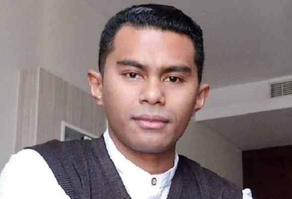 La Ode Sariba selaku Ketua Komisi III DPRD Muna Barat