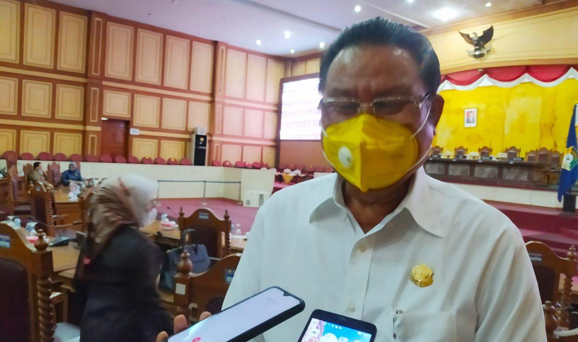 Herry Asiku Bantah Mengusung Aksan Jaya Putra di Pilwali