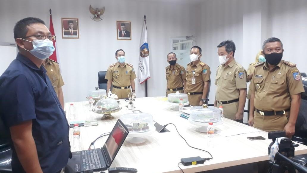 Kementerian Pertanian (Kementan) Republik Indonesia menggelar Rapat Kerja Nasional (Rakernas) Pembangunan Pertanian tahun 2021 secara fisik dan virtual