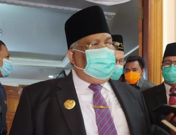 Gubernur Sultra, H. Ali Mazi