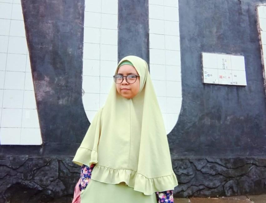 Nurmianti Sulis (Mahasiswi Universitas Halu Oleo)