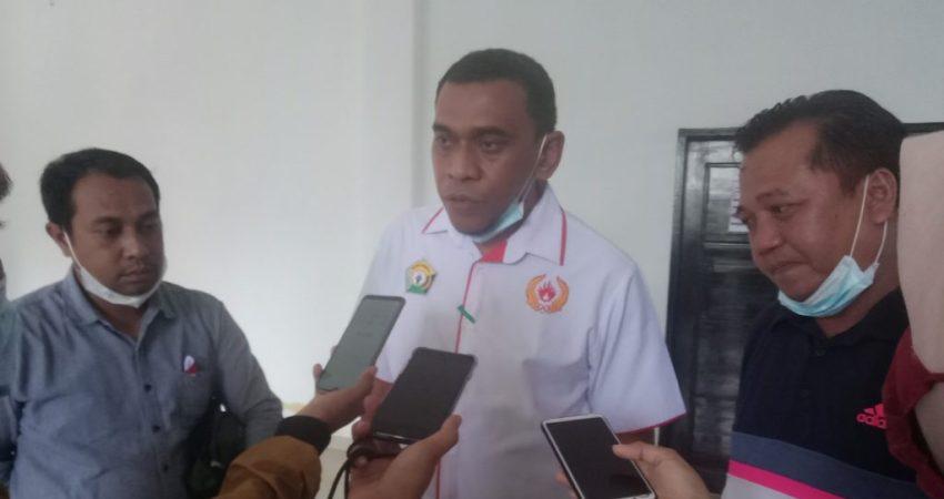 Ketua Bidang Pembinaan Prestasi KONI Sultra, Isnain Kimi