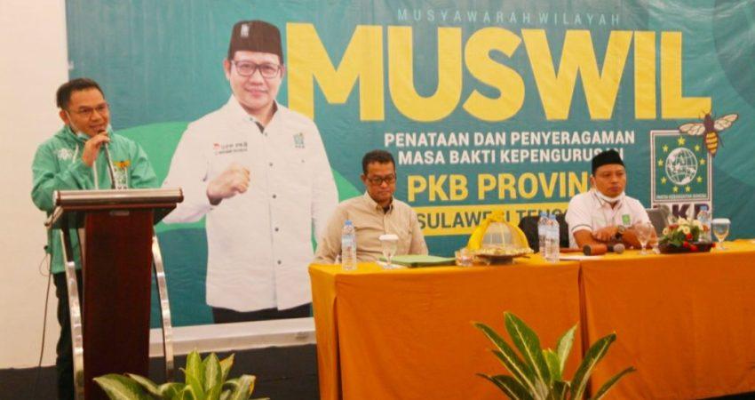 Muscab Serentak DPW PKB Sultra, Angkat Isu Kesejahteraan dan Kemanusiaan