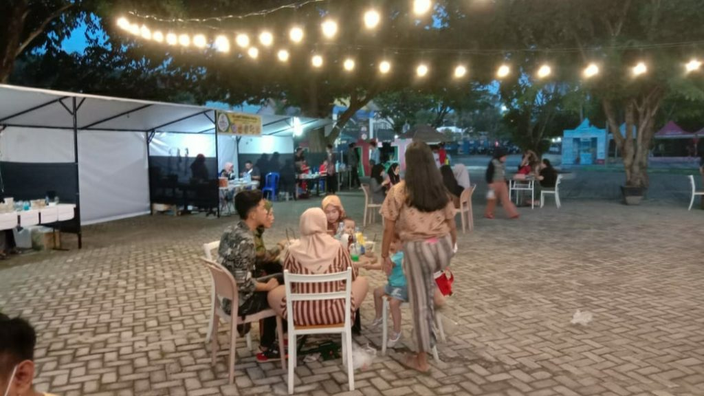 Spot Kuliner Ramadhan Kendari