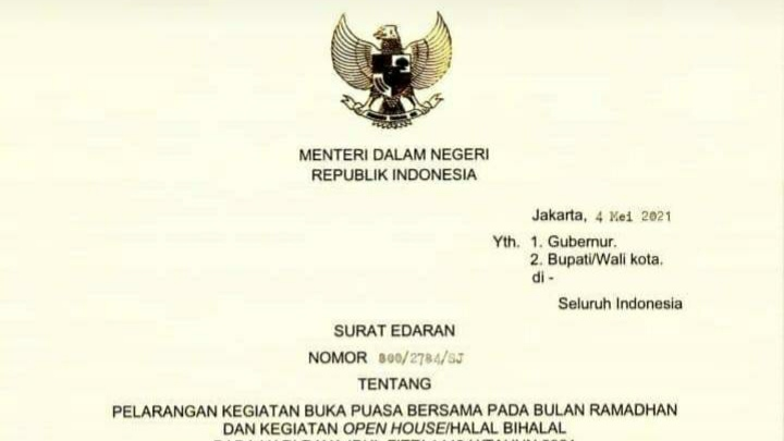 Gelar Bukber Ketua DPD Gerindra dan Gubernur Sultra Abaikan Edaran Mendagri