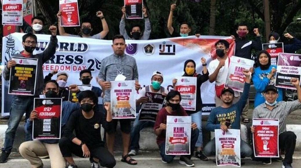 FJK Refleksi Kasus Kekerasan Terhadap Jurnalis