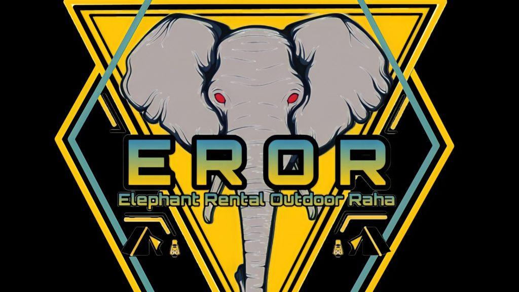 Elephant Rental Outdoor Raha (EROR)