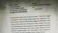 Ini Isi Surat Inspektorat ke Gubernur Sultra Perihal Pengembalian Keuangan Daerah